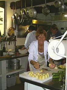 agriturismo marche corsi, corsi di cucina, marche italia - Cucina Marche