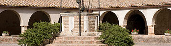 Tours to convents and abbeys in Marche Italy