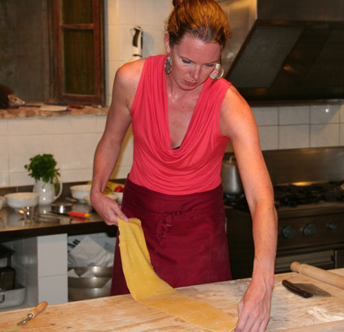 Cooking classes and gastronomy excursions in Italy Marche