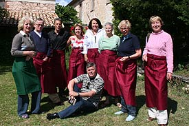 Cookery lessons Italy Marche